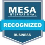 Roima is the only MESA Recognized Business in Finland