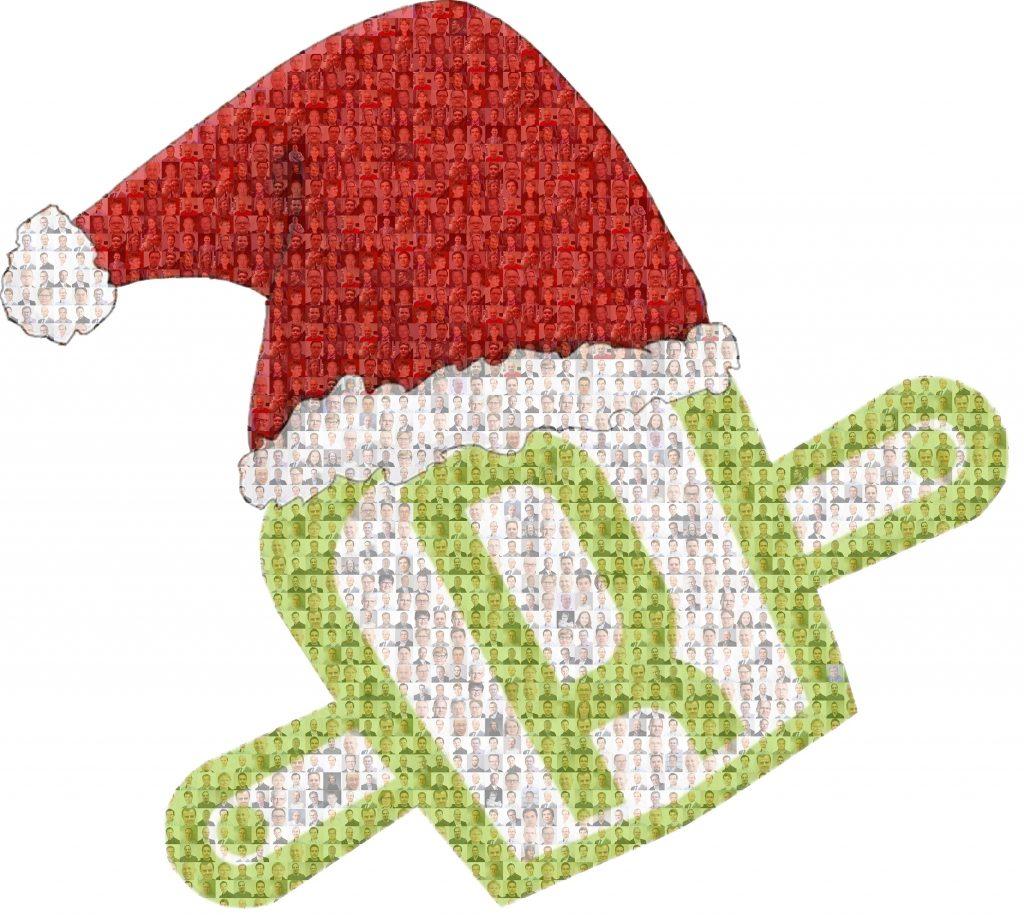 joulukorttiroima
