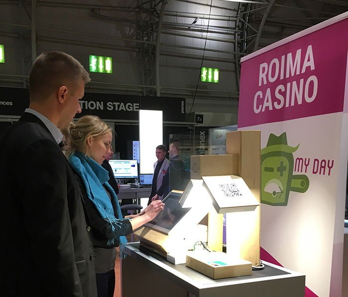 Pauli esittelee Roima Machine Vision ratkaisua
