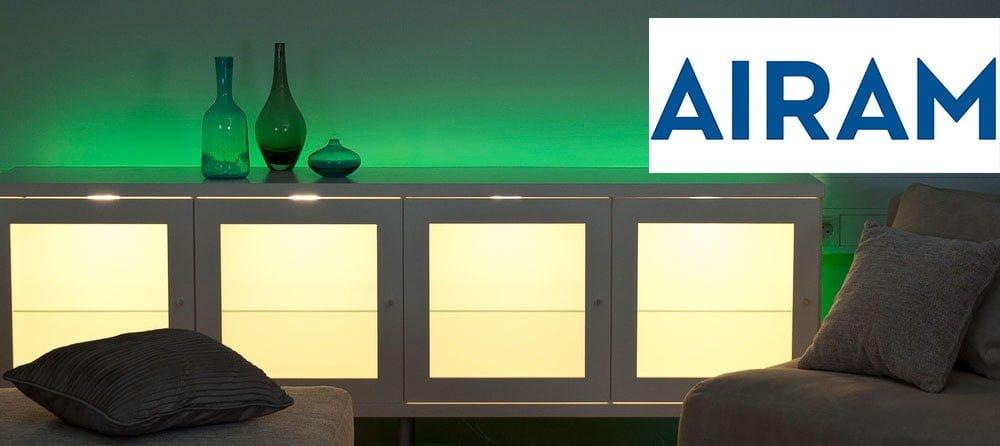 Airam - Roima customer