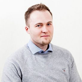 Jani Säynäväjärvi, Lead consultant, logistics & warehouse