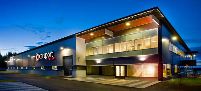 Carsport Design Jonasson Oy toimitalo