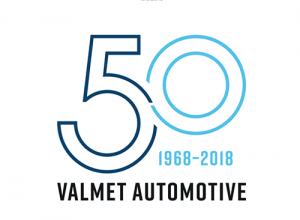 Valmet Automotive 50 vuotta