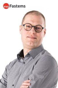 valokuva jossa Seppo Pyykkö Fastems
