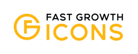 Selected for Fast Growth Icons