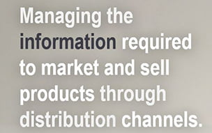 määritelmä kaupalliselle tuotetiedonhallinnalle