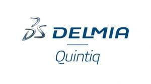 Delmia Quintiq logo